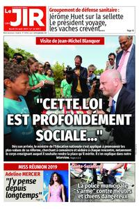 Journal de l'île de la Réunion - 20 août 2019