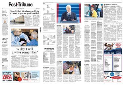 Post-Tribune – January 22, 2021