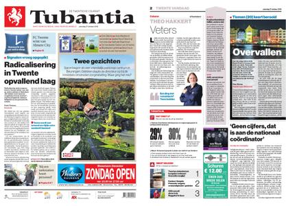 Tubantia - Enschede – 27 oktober 2018