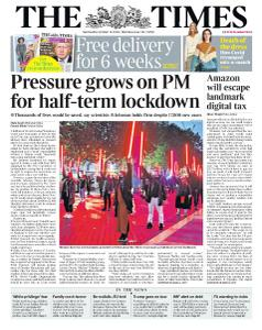 The Times - 14 October 2020
