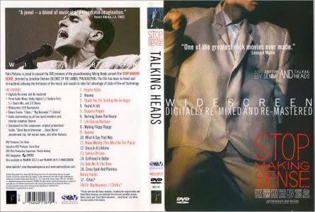 Talking Heads - Stop Making Sense (1984) [Remastered 1999] Re-Up
