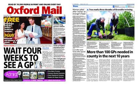 Oxford Mail – May 11, 2019