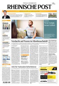 Rheinische Post – 08. November 2019