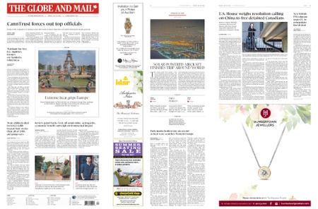 The Globe and Mail – July 26, 2019