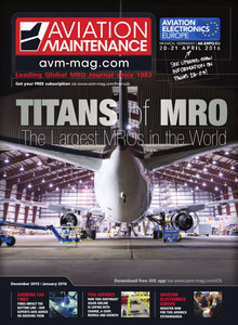 Aviation Maintenance Magazine - December 2015/January 2016