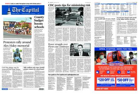The Capital – June 13, 2020