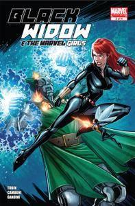 Black Widow  the Marvel Girls 02 of 04 2010 Digital