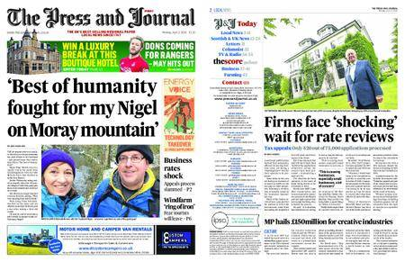 The Press and Journal Moray – April 02, 2018