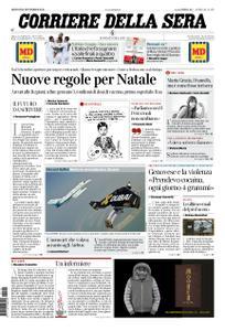 Corriere della Sera – 19 novembre 2020