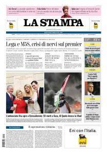 La Stampa Torino Provincia e Canavese - 15 Maggio 2018