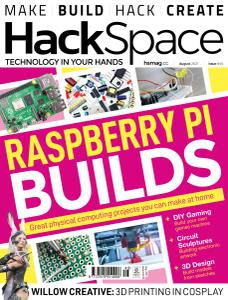 HackSpace - August 2021