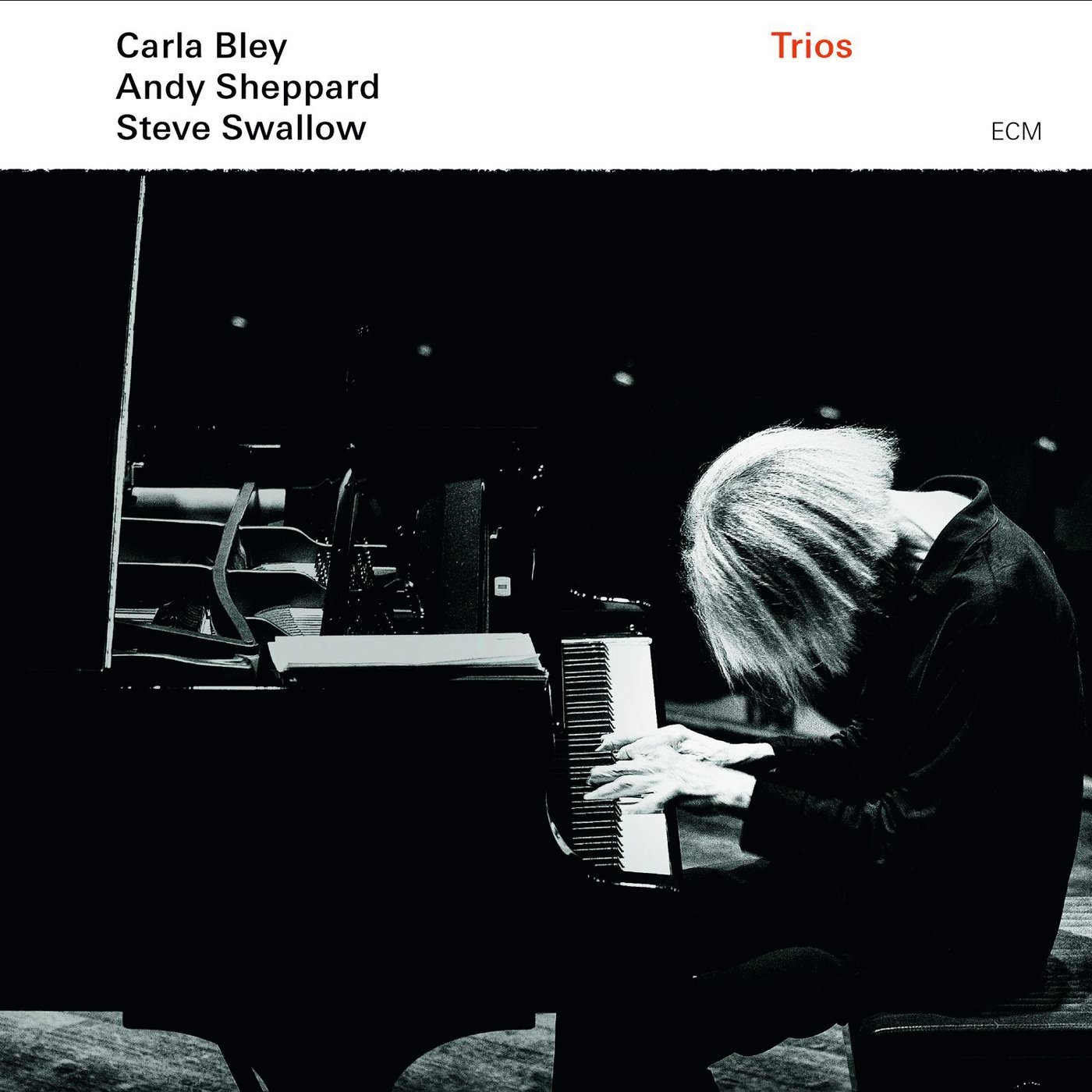 Carla Bley, Andy Sheppard, Steve Swallow - Trios (2013) [Official Digital Download 24/88]