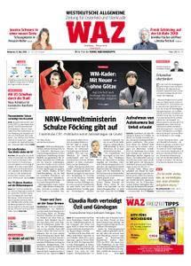 WAZ Westdeutsche Allgemeine Zeitung Oberhausen-Sterkrade - 16. Mai 2018