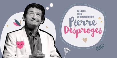 Collection - Pierre Desproges - 12 eBooks