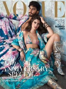 Vogue India - October 2018
