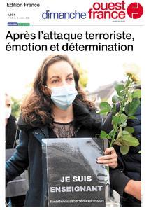 Ouest-France Édition France – 18 octobre 2020