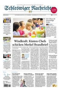 Schleswiger Nachrichten - 30. November 2019