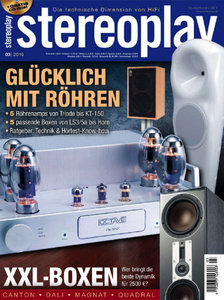 Stereoplay Magazin März No 03 2016