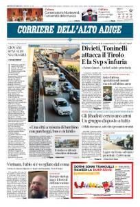Corriere dell'Alto Adige – 09 ottobre 2018