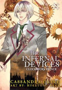 Yen Press-The Infernal Devices Clockwork Prince 2021 Hybrid Comic eBook