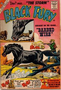 Black Fury 025 (1960) (Charlton) (c2c