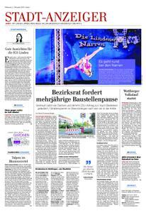Stadt-Anzeiger West - 02. Oktober 2019