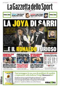 La Gazzetta dello Sport – 11 novembre 2019