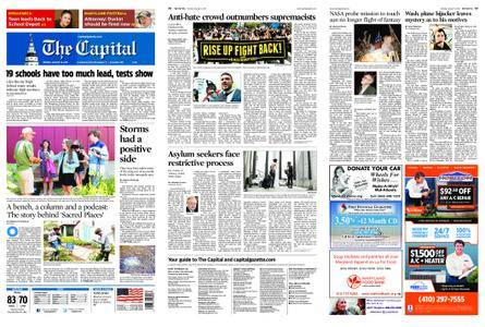 The Capital – August 13, 2018