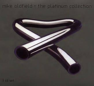 Mike Oldfield - The Platinum Collection 2oo6 [Box set]  (Repost)