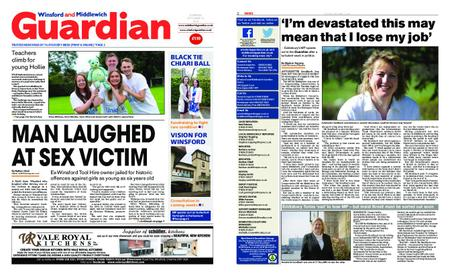 Winsford and Middlewich Guardian – September 12, 2019