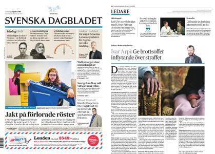 Svenska Dagbladet – 09 juni 2018