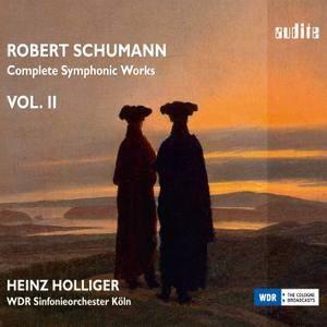 Heinz Holliger - Schumann: Complete Symphonic Works, Vol. II (2014) [Official Digital Download 24/48]