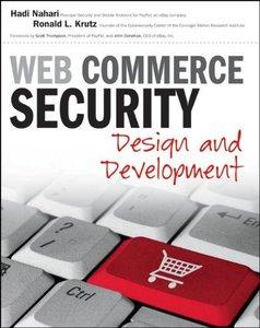 Web Commerce Security: Design and Development (repost)