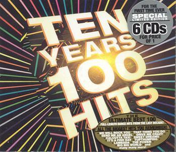 Ten Years 100 Hits of Disco