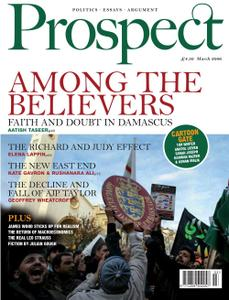 Prospect Magazine - March 2006