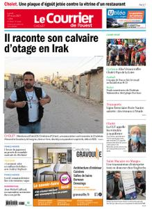 Le Courrier de l'Ouest Cholet – 29 mars 2021