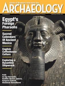 Archaeology Magazine - September/October 2018