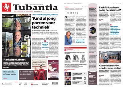 Tubantia - Enschede – 05 december 2017