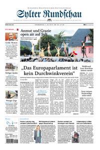 Sylter Rundschau - 04. Juli 2019