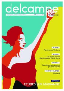Delcampe Magazine Philatélie - mars/avril 2021