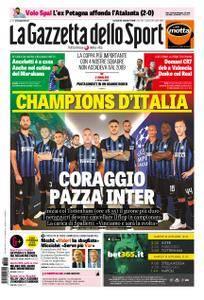 La Gazzetta dello Sport – 18 settembre 2018