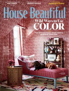 House Beautiful USA - April 2019