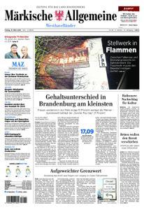 Märkische Allgemeine Westhavelländer - 15. März 2019
