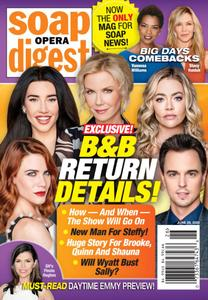 Soap Opera Digest - June 29, 2020