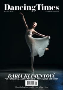 Dancing Times - June 2014