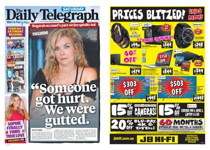 The Daily Telegraph (Sydney) – November 24, 2018