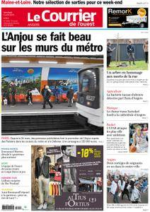 Le Courrier de l'Ouest Angers - 06 avril 2018