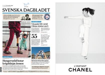 Svenska Dagbladet – 02 november 2018
