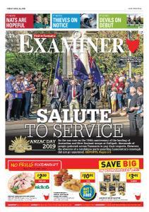 The Examiner - April 26, 2019