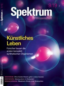 Spektrum der Wissenschaft - September 2019